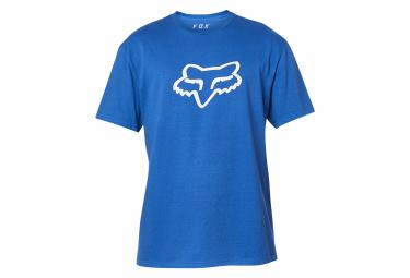 Fox Legacy Foxhead Kurzarm T-Shirt Blau