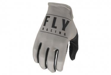 Fly Media 2020 Handschuhe Grau / Schwarz