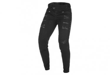 Pantalon Fly Kinetic Bmx 2021 Noir