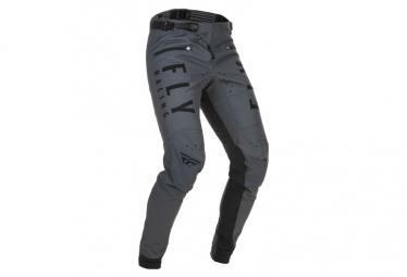 Pantalon Fly Kinetic Bmx 2021 Gris