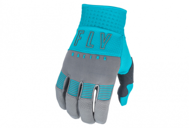 Guantes Fly F-16 Mujer 2021 Gris / Azul