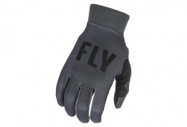 Gants Fly Pro Lite 2021 Gris / Noir