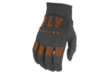 Fly F-16 2021 Gloves Gray / Orange