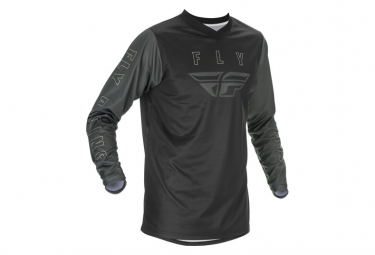 Maillot Fly F-16 2021 Noir / Gris