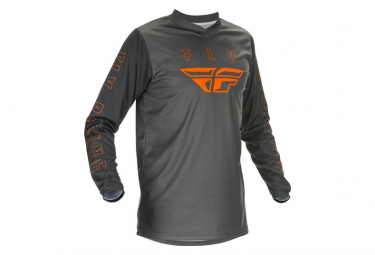 Maillot Fly F-16 2021 Gris / Orange