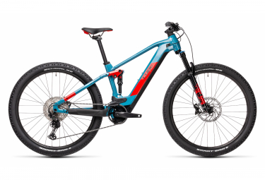Electric Full Suspension MTB Cube Stereo Hybrid 120 Race 625 29 Shimano Deore XT 12V 29'' 2021