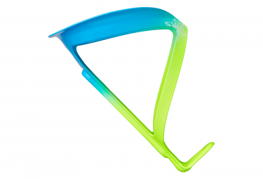 Porte Bidon Supacaz Fly Cage Limited Edition Neon Yellow/Blue