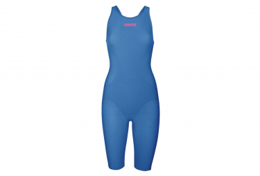 Arena Powerskin R-EVO ONE Open Back Swimsuit Blue / Pink Women