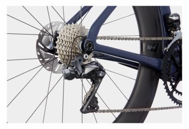 Bicicleta de carretera Cannondale SystemSix Hi-MOD Ultegra Di2 Shimano Ultegra Di2 11S 700 mm Azul Rosa Team Replica