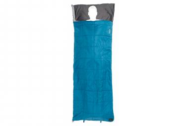 Blanket Jack Wolfskin 4-en-1 Bleu Gris