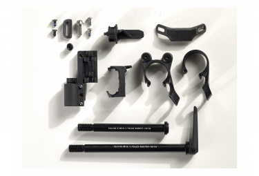 Kit Cadre Trek Domane SLR Grey/Trek Black 2021