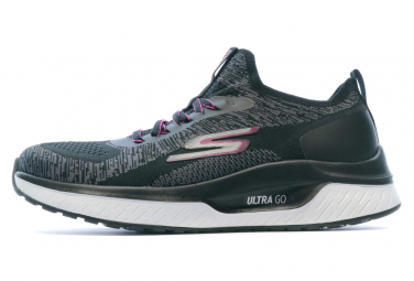 Image of Chaussures de running noir femme skechers go run steady 36