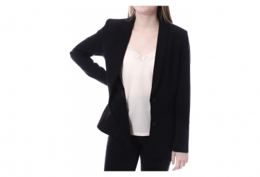 Image of Blazer slim noir femme vero moda 34