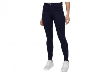 Pantalon bleu marine femme Vero Moda Hot seven