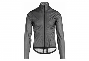 Chaqueta Impermeable Assos Equipe Rs Schlosshund Impermeable Negra S