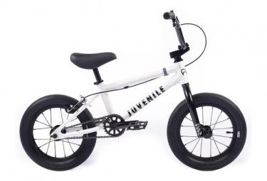 BMX Enfant Cult Juvenile 14'' Blanc 5 - 6 ans