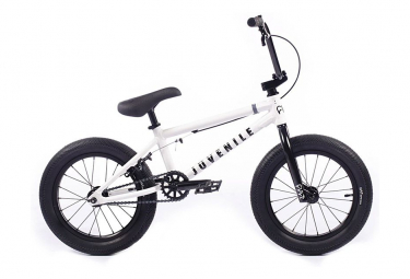 BMX Cult Juvenile 16'' Blanc 2021
