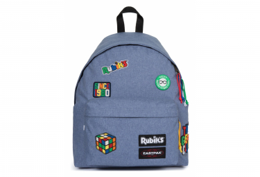 Mochila Eastpak Padded Pak R Rubik S Patch