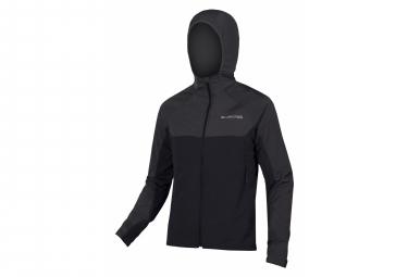 Endura MT500 Thermo II Long Sleeve Jersey Black