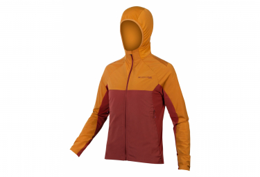 Maillot Manches Longues Endura MT500 Thermo II Marron