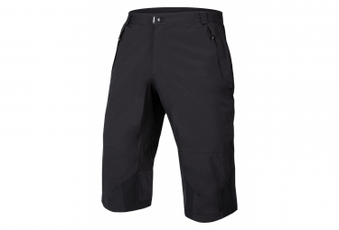 Pantaloncini impermeabili Endura MT500 II Neri