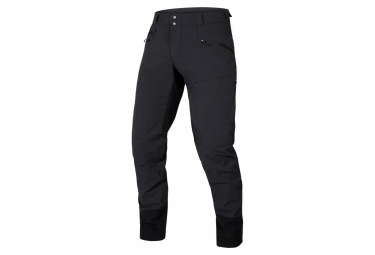 Pantaloni Endura SingleTrack Trouser II Neri