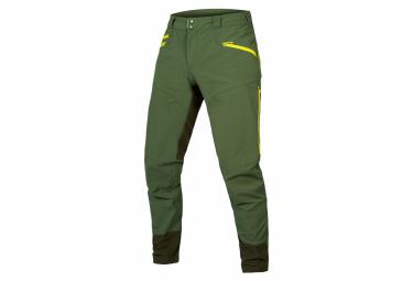 Pantaloni Endura SingleTrack Trouser II Verdi