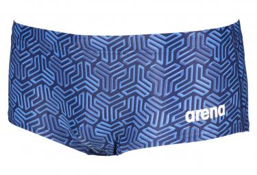 Arena Kikko Pantalones Cortos De Cintura Baja Azul Marino Multy Azul Marino 90 Cm