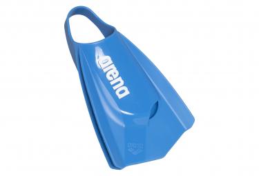 Paire de Palmes Arena Powerfin Pro Bleu