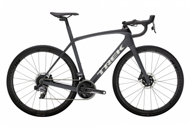 Bicicleta de carretera Trek Domane SL 7 Disc Sram Force AXS 12V Matte Charcoal / Trek Black 2021