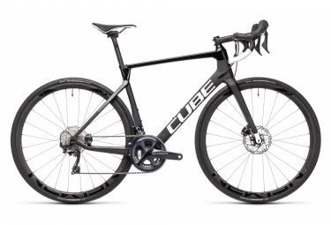 Cube Agree C: 62 Race Road Bike Shimano Ultegra 11S 700 mm Carbon Grey White 2021
