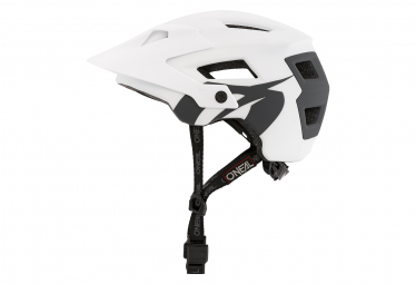 Casco Am O  39 Neal Defender Solid Blanco   Gris Xs M  54 58 Cm