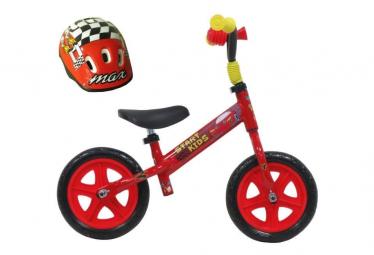 Image of Draisienne 10 licence start kids pour enfant de 2 a 4 ans sans pedales