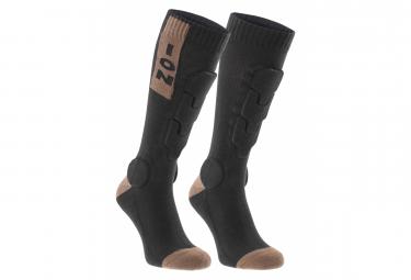 Chaussettes de Protection ION BD 2.0 Noir / Marron