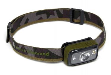 Lampe Frontale Black Diamond Spot 350 Vert