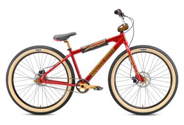 SE Bikes Monster Ripper 29''+ Schließe BMX Fireball Red 2021 ab