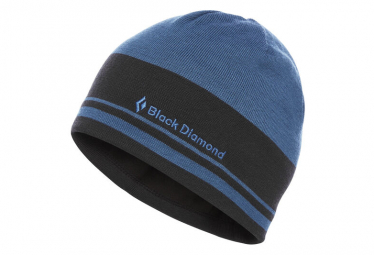 Bonnet Black Diamond Moonlight Bleu Gris Unisex
