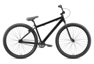 SE Bikes Big Flyer 29'' Beende den BMX Stealth Mode Schwarz 2021