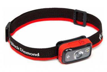 Lampe Frontale Black Diamond Spot 350 Rouge