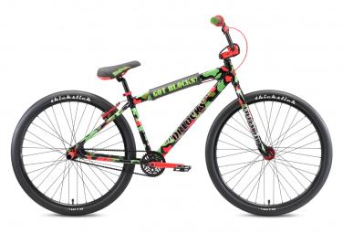 BMX completo SE Bikes Dblocks Big Ripper 29'' Nero Rosso Verde Camo 2021
