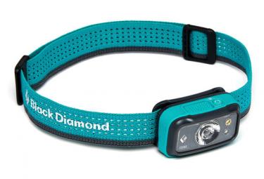 Lampe Frontale Black Diamond Cosmo 300 Bleu Turquoise