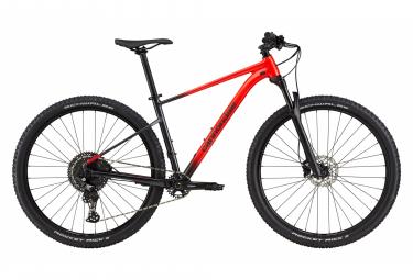 Bicicleta Mtb Semi Rigida Cannondale Trail Sl 3 Shimano Deore 12v 29   Rojo Rally Negro 2021 S   154 162 Cm