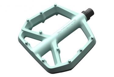 Pédales Plates Syncros Squamish III composite bleu