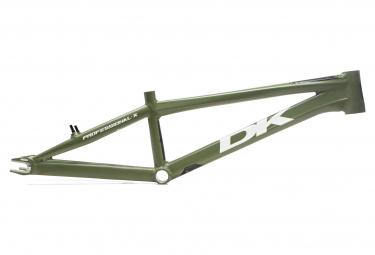 Image of Cadre bmx race dk bicycles professional x 24 cruiser 21 75 tt vert