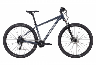 Cannondale Trail 6 29 Hardtail MTB Shimano Alivio / Altus 9S 29'' Schiefergrau 2021