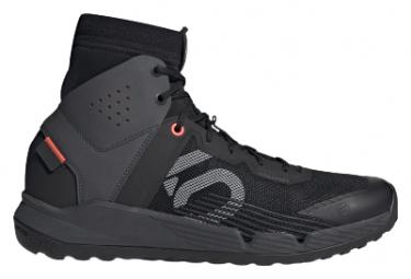 Five Ten Trailcross Mid Pro MTB Shoes Black / Red