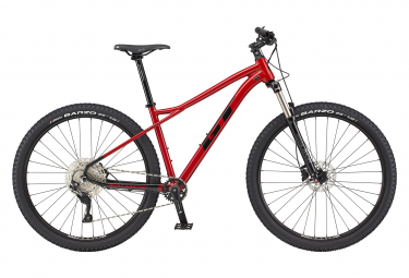 GT Avalanche Elite Hardtail MTB Shimano Deore 11S 29'' Rot Schwarz 2021