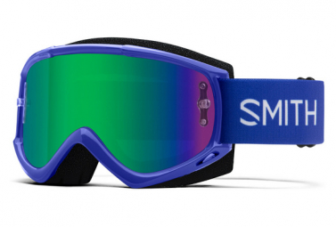 Mascara Infantil Smith Fuel V 1 Max M Azul   Verde