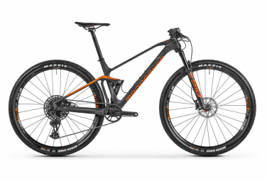 MTB Doble Suspensión Mondraker F-Podium Carbon 29'' Noir / Orange 2021