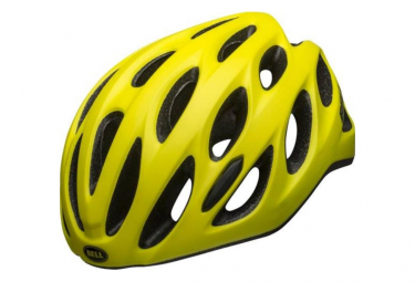 Bell Tracker R Road Helmet Fluo Yellow